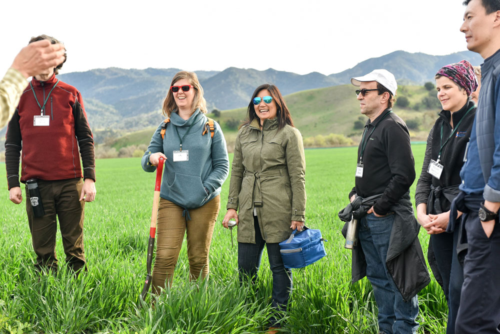 Regeneration Through Agriculture: A Learning Journey at Paicines Ranch